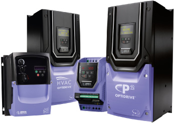 invertek drives products