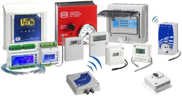 Sonder Regulacion products