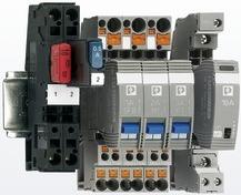 Автоматические защитные выключатели Phoenix Contact