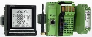 Устройства Phoenix Contact для измерения энергии и мощности