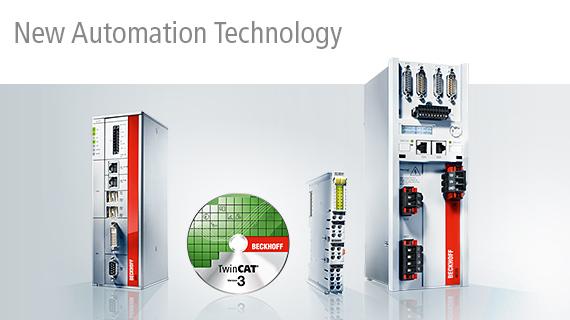 Системы промышленной автоматизации Beckhoff