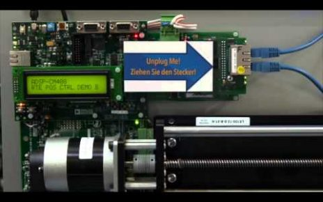 Motor Control connected…