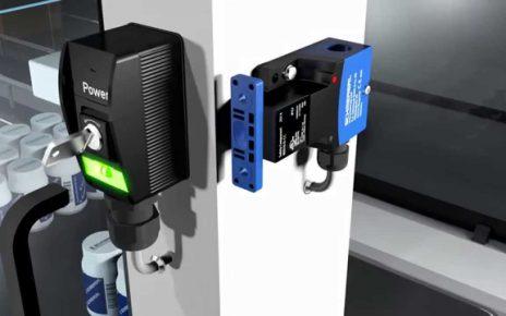 Schmersal RFID — safety — sensor