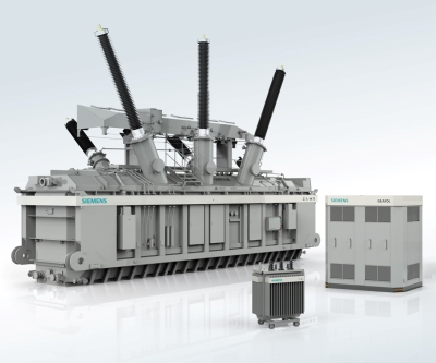 Siemens transformers banner