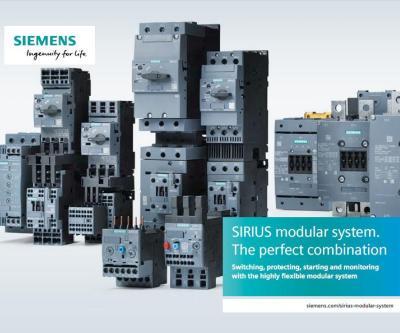 Siemens Sirius modular system
