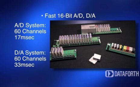 Dataforth SCM5B isoLynx SLX200 Data Acquisition System