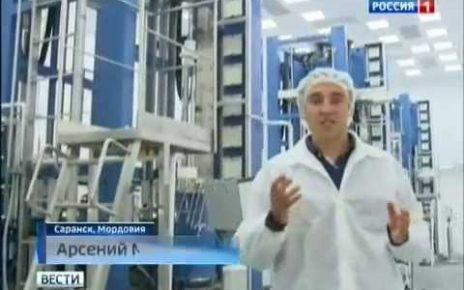 Производство оптоволокна в Саранске