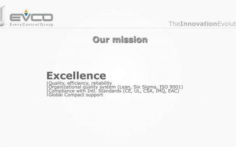 EVCO — presentation