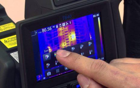 FLIR T1K Thermal Imaging Camera