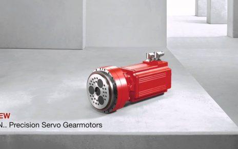 Sew-Eurodrive Automatica 2016
