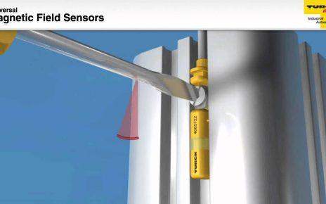 Turck Cylinder Position Sensors