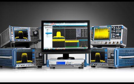 Анализаторы спектра и сигналов Rohde & Schwarz