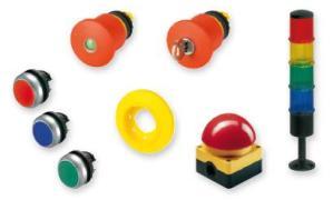 Устройства управления и сигнализации Eaton RMQ Flat Design