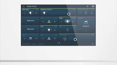 Сенсорная панель ABB SmartTouch