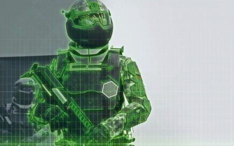 Солдаты будущего