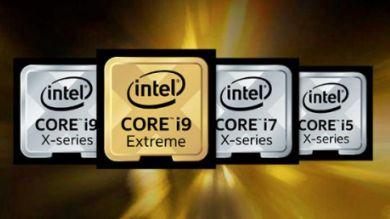 Процессоры Intel Core i9