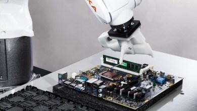 Промышленный робот KUKA KR 3 AGILUS