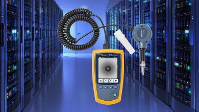 Fluke Networks FI-500 fiber optic inspection scope