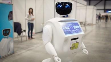 Президент — робот…