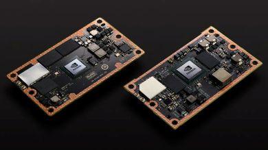 Модули NVIDIA Jetson TX2 и TX1