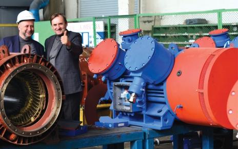 Малошумные двигатели Русэлпром