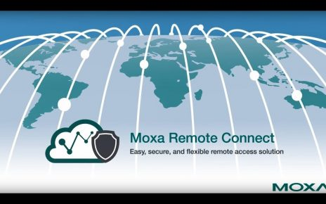 Moxa Remote Connect