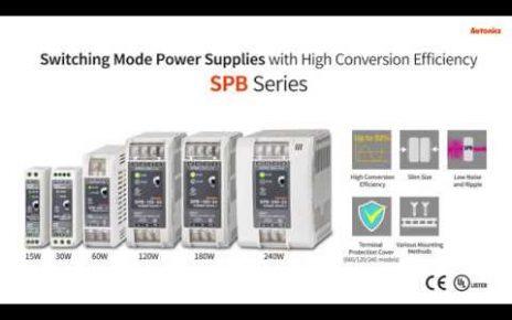 Autonics Power Supplies SPB
