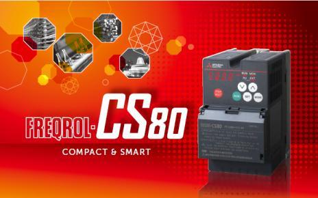 Преобразователи частоты FR-CS80