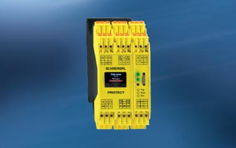 Schmersal compact safety controller