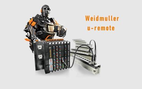 Weidmuller u-remote