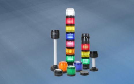 Светосигнальная колонна ControlTower 856T