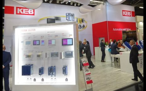 KEB on Hannover Messe 2018