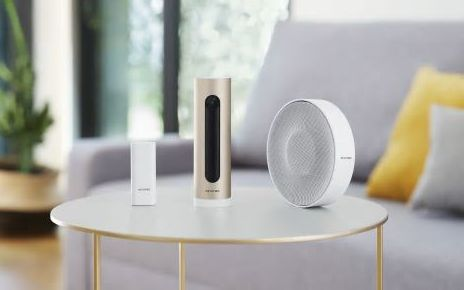Netatmo indoor accessories