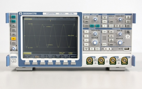 Digital storage oscilloscope C8-203