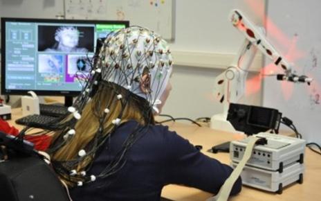 Интерфейс глаз-мозг-компьютер ИГМК