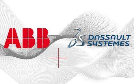 ABB и Dassault Systèmes