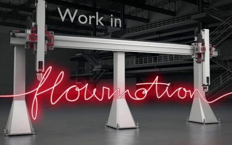 Güdel Flowmotion Animation