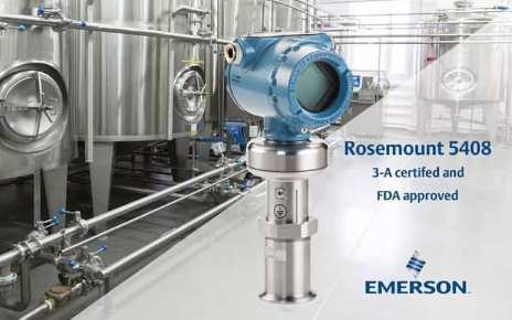 Emerson Rosemount 5408