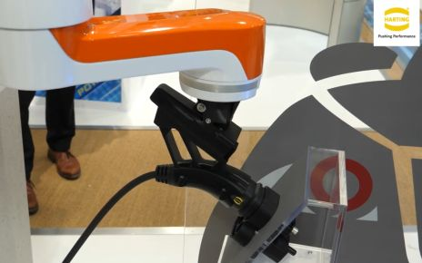KUKA and HARTING Innogy