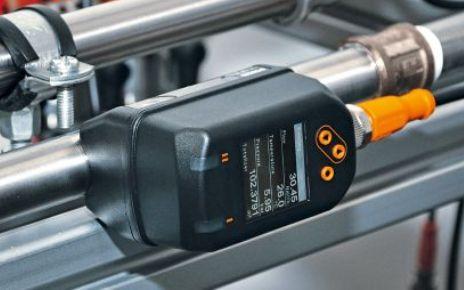 Ifm calorimetric sensor