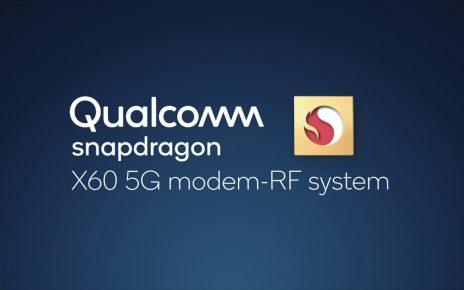 Snapdragon X60 5G Modem-RF System