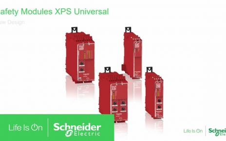 Schneider Electric Safety Module XPSUAB