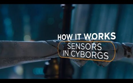 TE Connectivity Sensors in Cyborgs