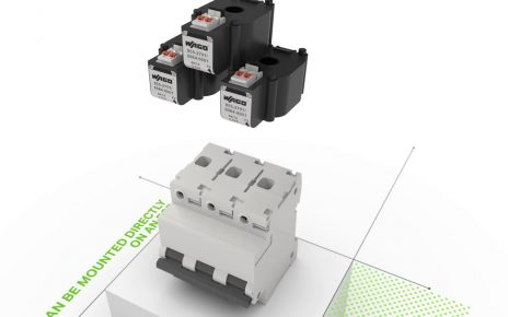 WAGO Plug-in Current Transformer