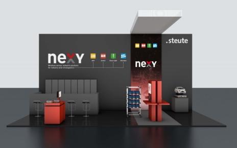 Виртуальный стенд steute nexy
