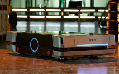 Робот Omron HD-1500