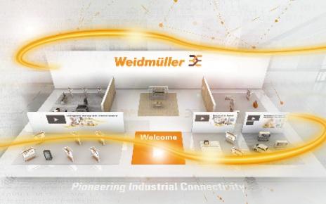 Цифровая выставка Weidmuller