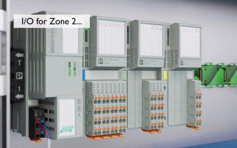 Remote IO system Axioline P