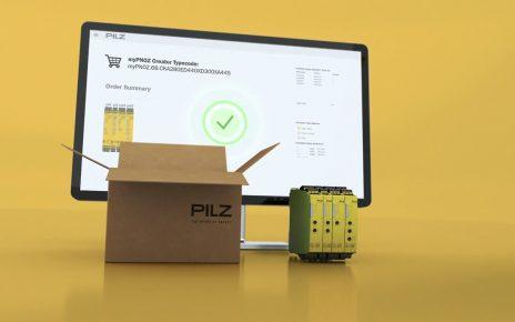 Modular safety relay Pilz myPNOZ