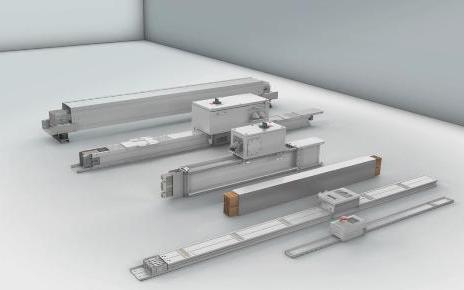 Шинопроводы Siemens SIVACON 8PS